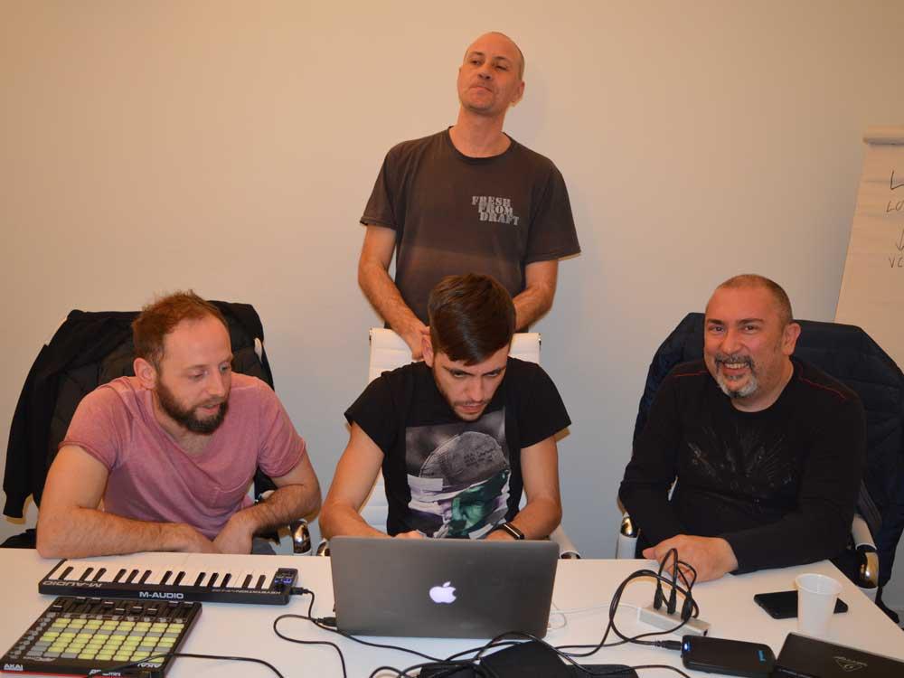 Corso DJ