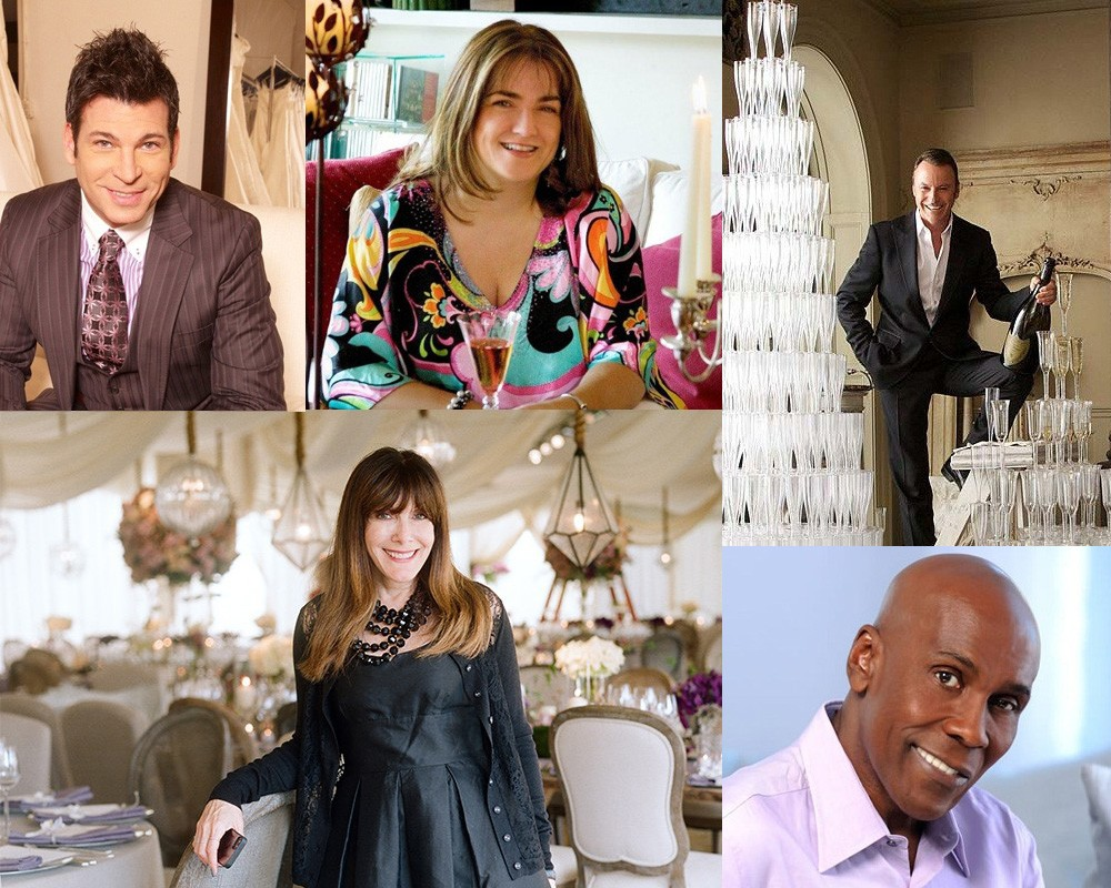 5 Famous Wedding Planner