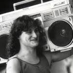 radio portatile anni'80